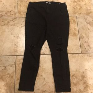 Black Old Navy Jeans